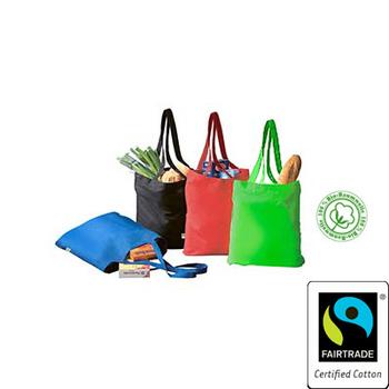 Fairtrade Bio-Baumwolltaschen