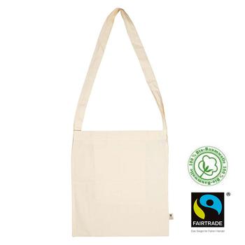 Fairtrade Tasche, Baumwolle, Bio-Baumwolltasche