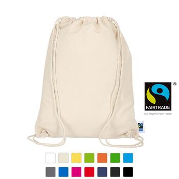 Fairtrade Zuzieh-Tasche, Öko-Tasche, GOTS zertifiziert