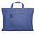 Baumwoll-Handtasche Tara blau