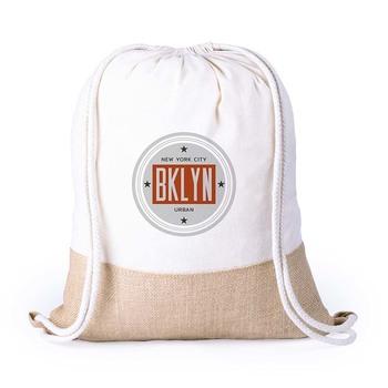 Baumwoll-Handtasche Tara schwarz
