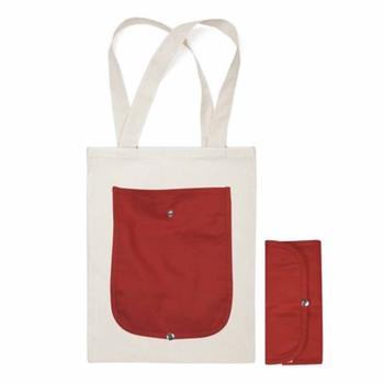 Einkaufstasche Merces rot