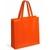 Einkaufstasche Space orange