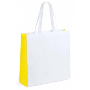 Einkaufstasche Leisure gelb